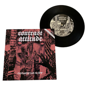 Contrast Attitude / The Knockers: Split 7""