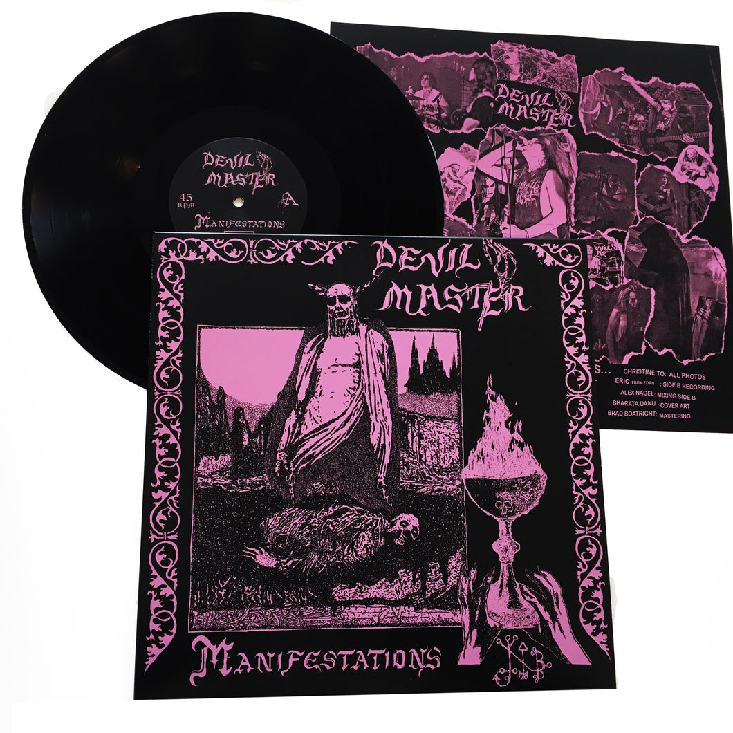 Devil Master: Manifestations 12