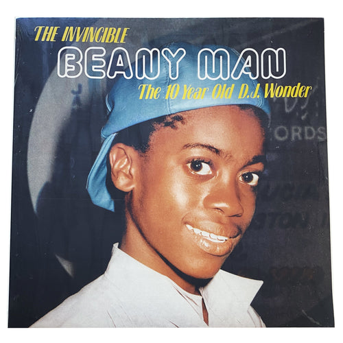 The Invincible Beany Man: The 10 Year Old DJ Wonder 12