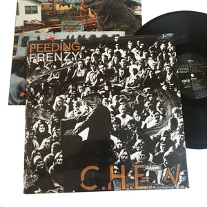 "C.H.E.W.: Feeding Frenzy 12"" (new)"