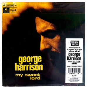 "George Harrison: My Sweet Lord 7"" (Black Friday 2020)"