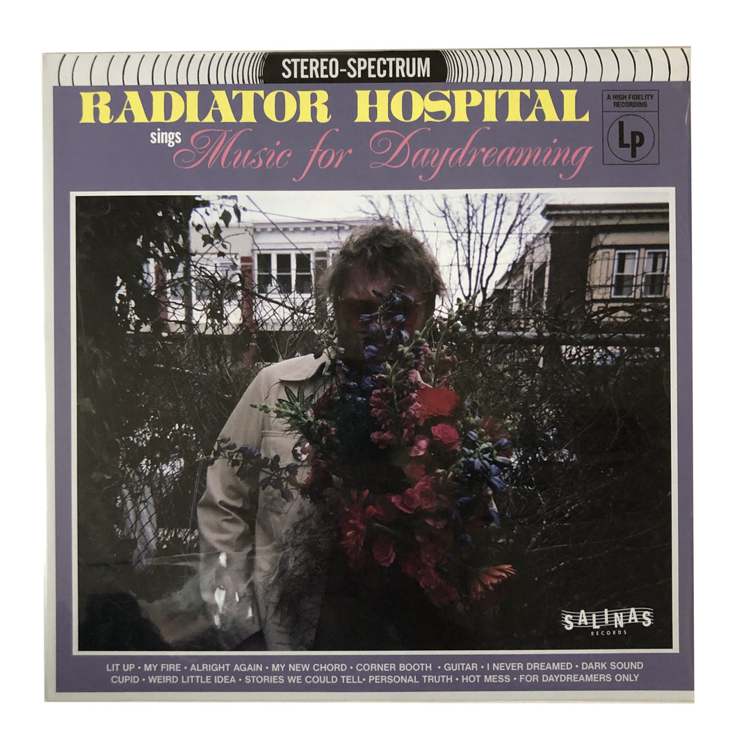 Radiator Hospital: Sings Music for Daydreaming 12