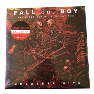 Fall Out Boy: Believers Never Die: Vol. 2 12""