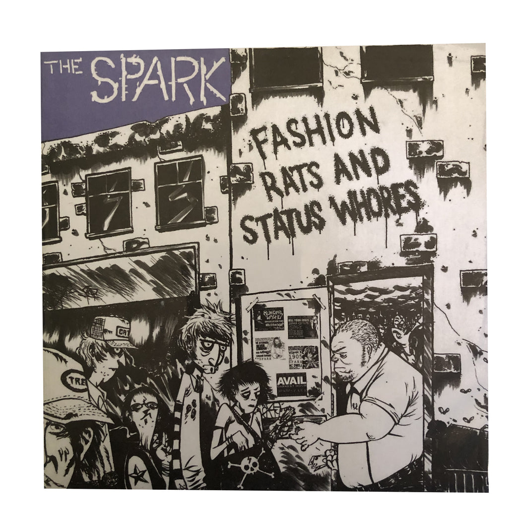 The Spark: Fashion Rats and Status Whores 7