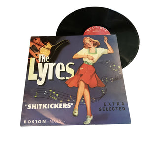 "The Lyres: Shitkickers 12"" (used)"