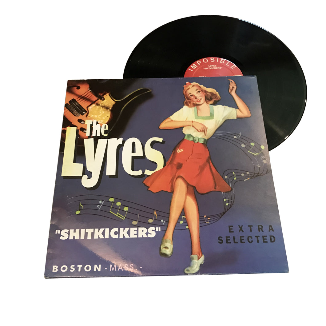 The Lyres: Shitkickers 12