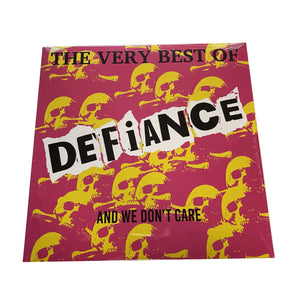 Defiance: Best Of And We Dont Care 12""
