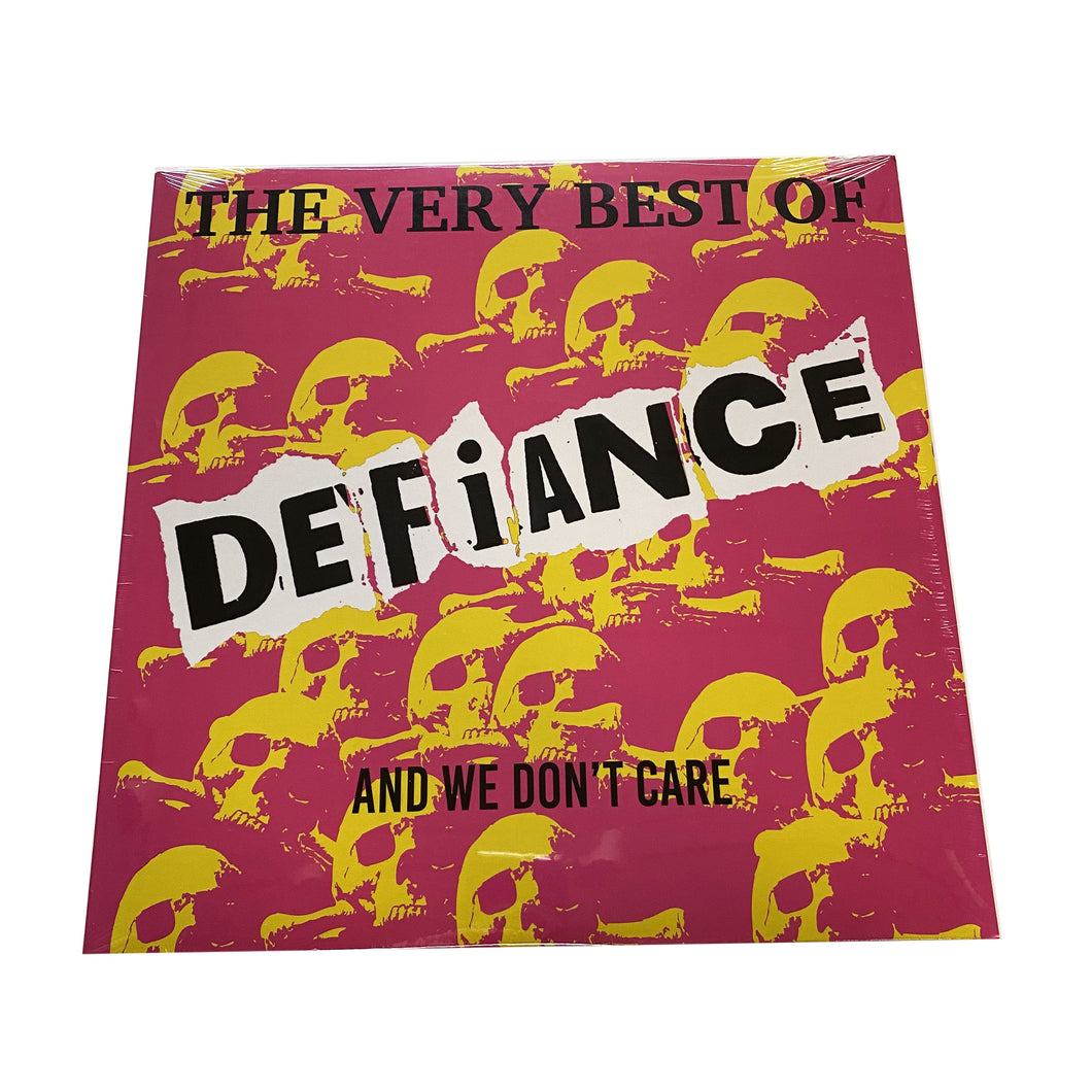 Defiance: Best Of And We Dont Care 12