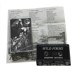 Wild Forms: S/T cassette