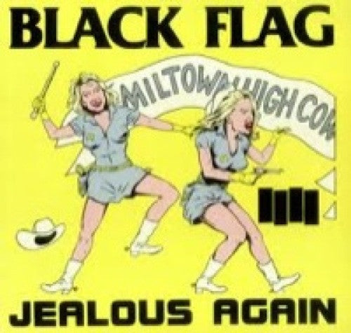 Black Flag: Jealous Again 12