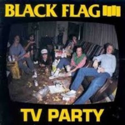 Black Flag: TV Party 7""