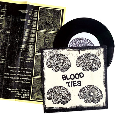 Blood Ties: S/T 7