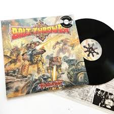 "Bolt Thrower: War Master 12"" (new)"