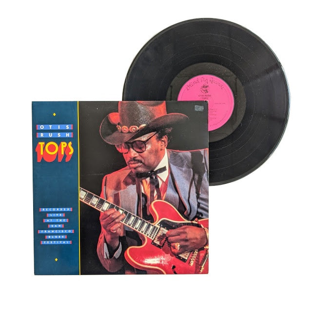 Otis Rush: Tops 12