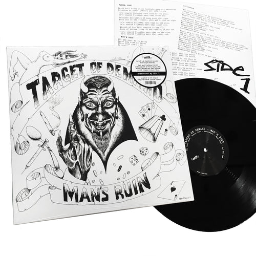 Target of Demand: Man's Ruin 12