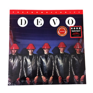 Devo: Freedom of Choice 12""