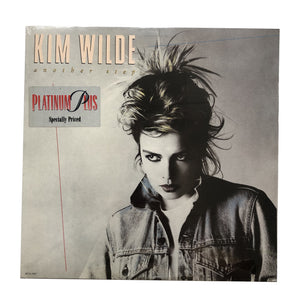 "Kim Wilde: Another Step 12"" (sealed 1986 dead stock)"