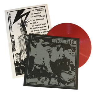 "Government Flu: Tension 12"" (used)"