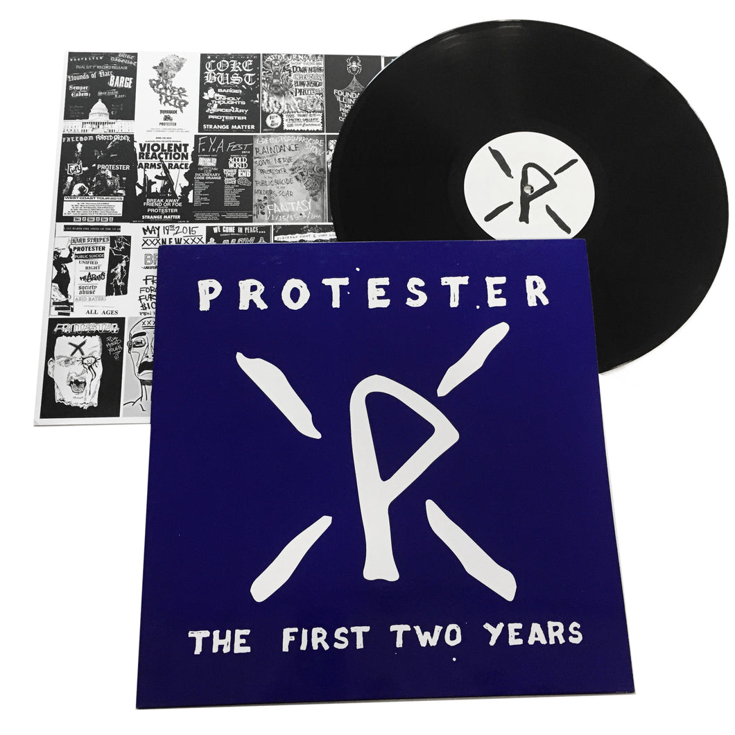 Protester: The First Two Years 12