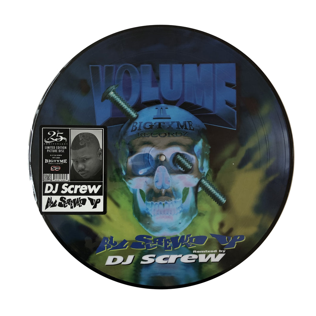 DJ Screw: All Screwed Up 12