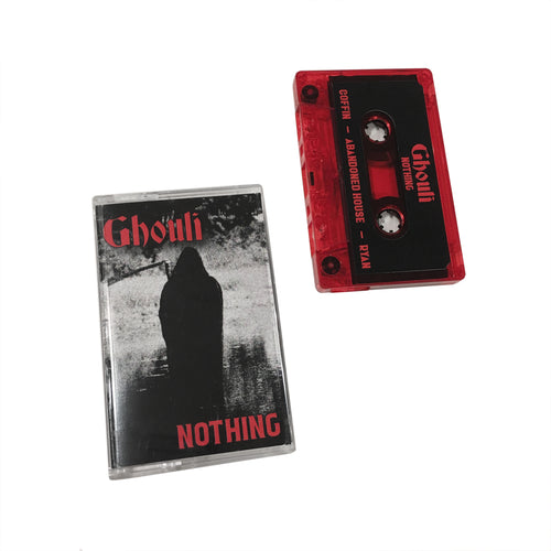 Ghouli: Nothing cassette