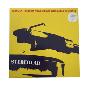 Stereolab: Transient Random Noise-Bursts with Announcements 12""