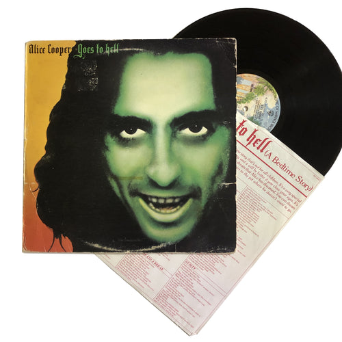 Alice Cooper: Alice Cooper Goes To Hell 12