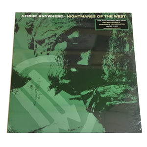 Strike Anywhere: Nightmares of The West 12""