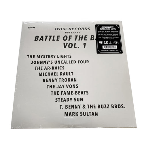 Various: Wick Records Presents Battle of the Bands Vol. 1 12