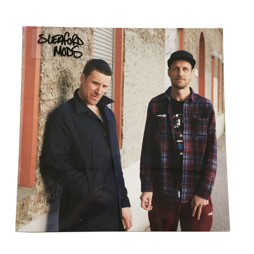 Sleaford Mods: S/T 12