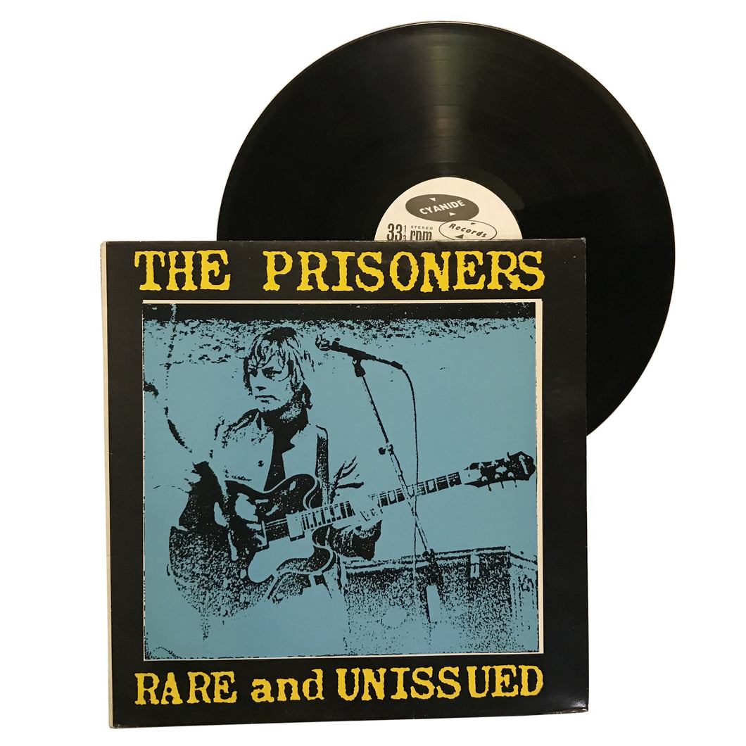 The Prisoners: Rare And Unissued 12