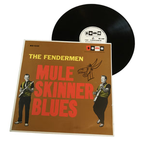 "The Fendermen: Mule Skinner Blues 12"" (used)"
