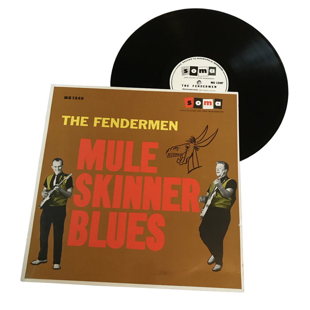 The Fendermen: Mule Skinner Blues 12
