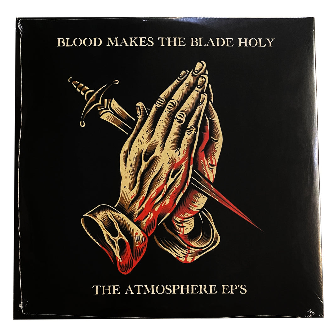 Atmosphere: To All My Friends, Blood Makes the Blade Holy 12