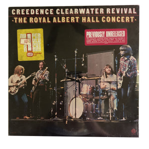 "Creedence Clearwater Revival: The Royal Albert Hall Concert 12"" (used)"