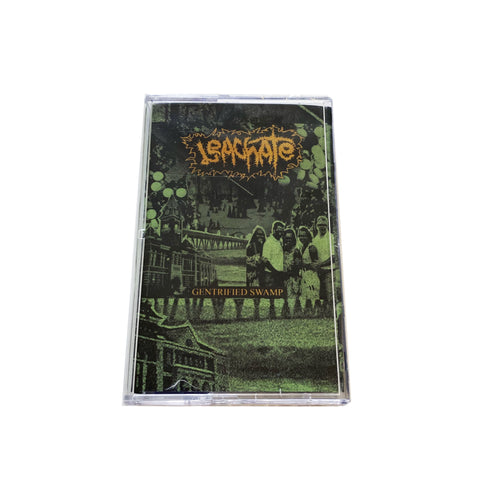Leachate: Gentrified Swamp cassette