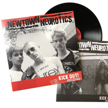 Newtown Neurotics: Kick Out! 12""