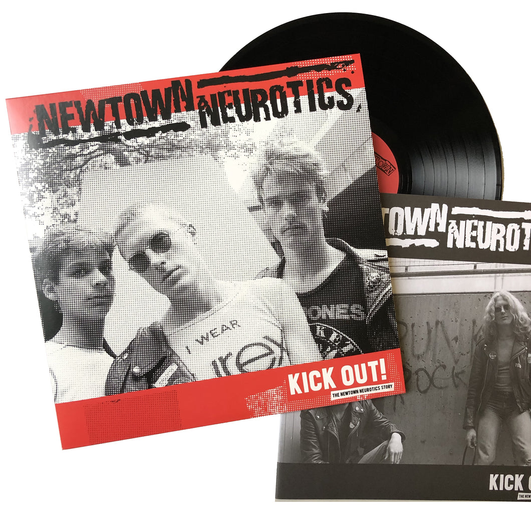 Newtown Neurotics: Kick Out! 12