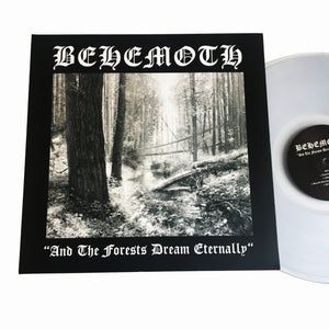 "Behemoth: And the Forests Dream Eternally 12"" (new)"