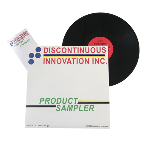 Various: Discontinuous Innovation Product Sampler 12