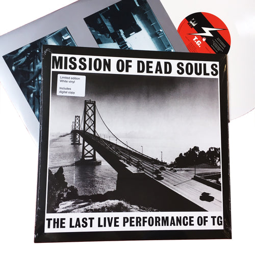 Throbbing Gristle: Mission of Dead Souls 12