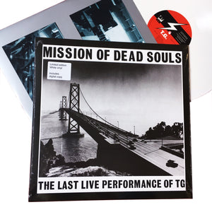 Throbbing Gristle: Mission of Dead Souls 12""