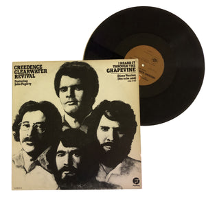 "Creedence Clearwater Revival: I Heard It Through the Grapevine 12"" (used)"