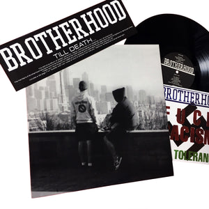 Brotherhood: Till Death 12""