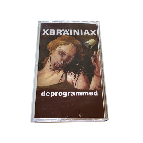 XBRAINIAX: Deprogrammed cassette (10 year anniversary edition)