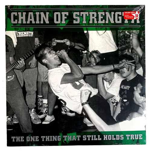 Chain of Strength: The One Thing That Still Holds True 12