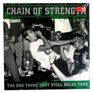 Chain of Strength: The One Thing That Still Holds True 12""