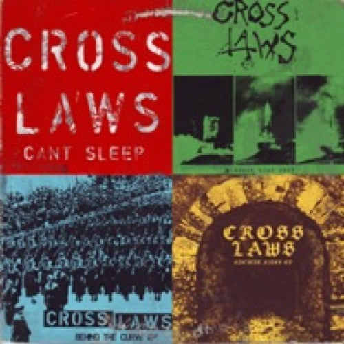Cross Laws: No One Is Waiting... Discography 12""