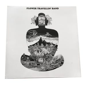 Flower Travellin' Band: Satori 12""