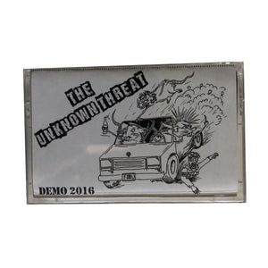 The Unknown Threat: Demo 2016 cassette